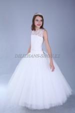 Бальное платье из фатина