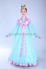 2125. Корейский национальный женский костюм
