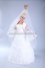 2515. Свадебное платье на Кыз Узату