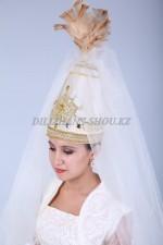 2517. Свадебное платье на Кыз Узату