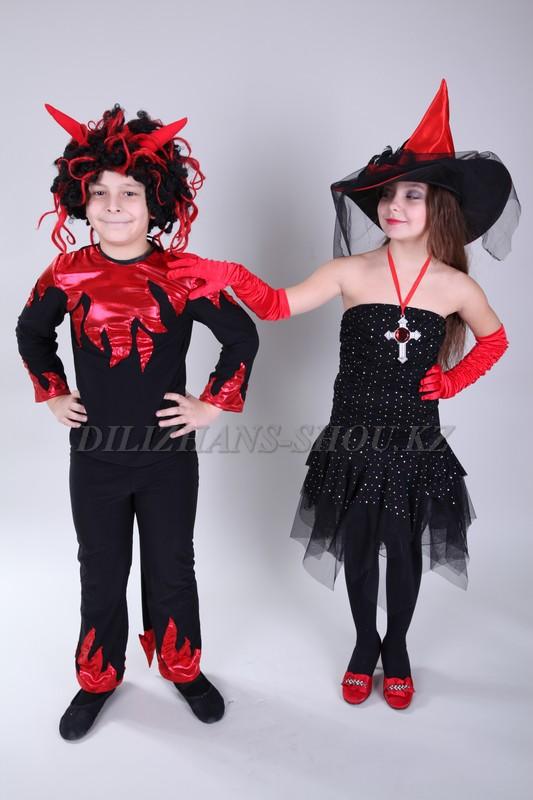 Костюм на Хэллоуин для детей 65 фото самый оригинальный