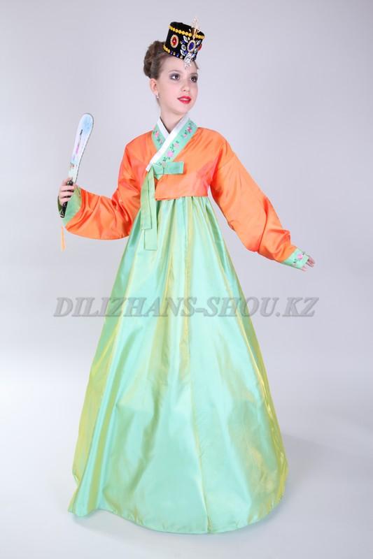 Как сшить корейский костюм 99
