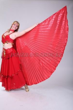 1498. Костюм для танца живота с крыльями