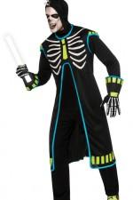 1435 Скелет с диодной подсветкой