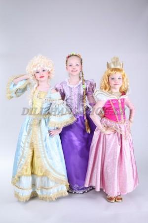 0420. Парад принцесс