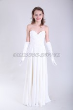 0357. Бальное платье в греческом стиле