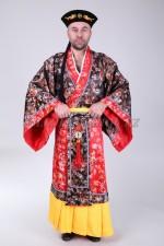 2194 . китайский костюм Императора