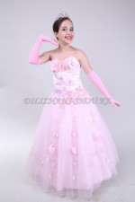 0352. Бальное платье Роза