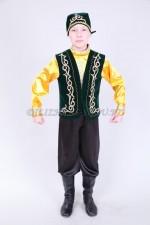 Казахский танцевальный костюм