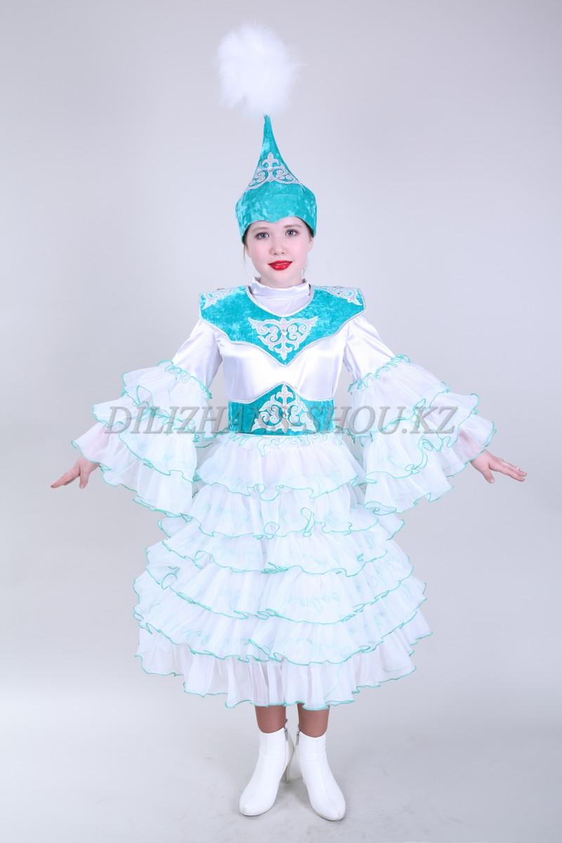 Казахские костюмы для девочек сшить своими руками 19
