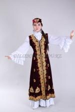 2029 казахский национальный костюм женский