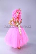 0542. Капризная принцесса (В розовом)