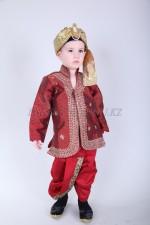 Маленький султан, индийский костюм