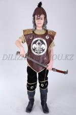Казахский костюм для мальчика батыр