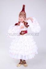 0059. Казахский костюм с болеро