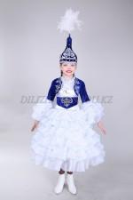 0061. Казахский костюм с болеро