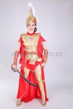 2056. Казахский стилизованный костюм Томирис