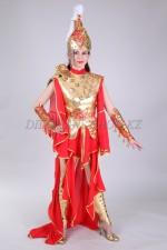 2060. Казахский стилизованный костюм Томирис