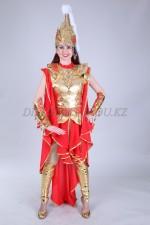 2057. Казахский стилизованный костюм томирис