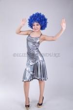 2643. Платье в стиле Диско