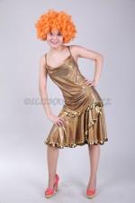 2645. Платье в стиле Диско