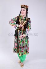 2151 национальный костюм узбекский женский