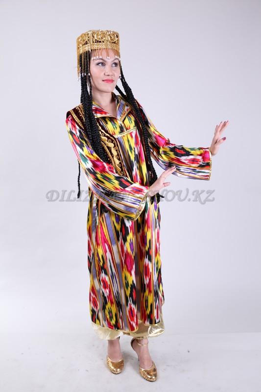 Национальный костюм женский