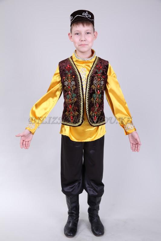Татарский национальный костюм своими руками
