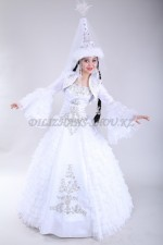 2532. Свадебное платье на Кыз Узату