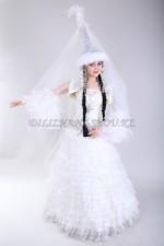 2533. Свадебное платье на Кыз Узату