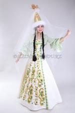 2548. Свадебное платье на Кыз Узату
