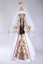 2549. Свадебное платье на Кыз Узату