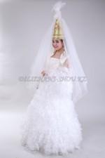2516. Свадебное платье на Кыз Узату