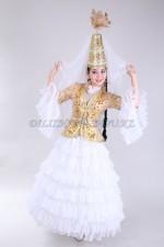 2551. Свадебное платье на Кыз Узату