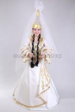 2546. Свадебное платье на Кыз Узату