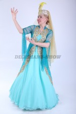 33431. Уйгурский национальный костюм женский