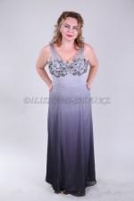 2407. Вечернее платье