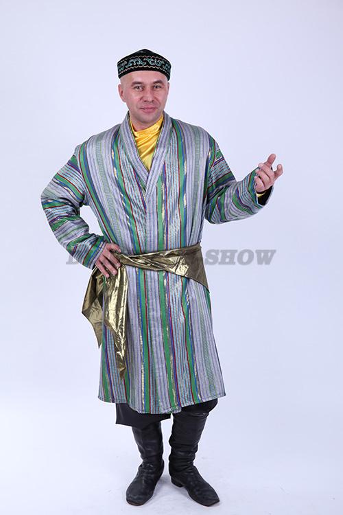 народный узбекский костюм фото
