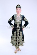 2164 таджикский национальный костюм женский