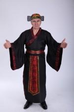 33588. Китайский традиционный костюм древней династии Тан