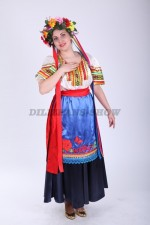33603. Оксана. Украинский народный полной длины.