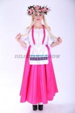 4010. Немецкий народный женский костюм