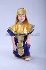 0757. Фараон в синем