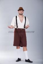 4080. Мужской немецкий костюм. Октоберфест.