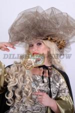 4285. Шляпа и маска для венецианского карнавала