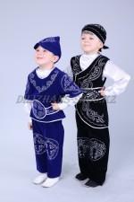 Казахские костюмы для мальчиков