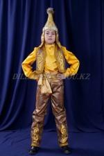 0036. Казахский (костюм батыра для сцены)