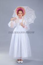 Бальное платье Джульетта. Белое.
