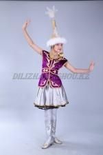 0098. Казахский танцевальный костюм (2)