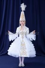 0088. Казахский костюм Карлыгаш короткий